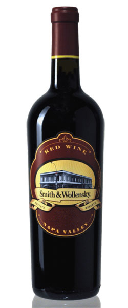 2014 Smith & Wollensky Red Blend, Napa Valley, Private Reserve, 750ml