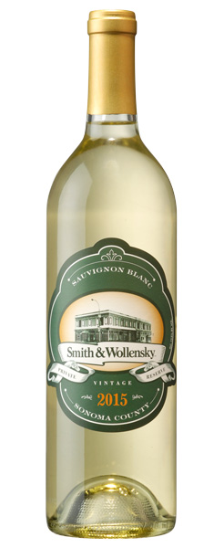 2017 Smith & Wollensky Sauvignon Blanc, Sonoma County, Private Reserve, 750ml