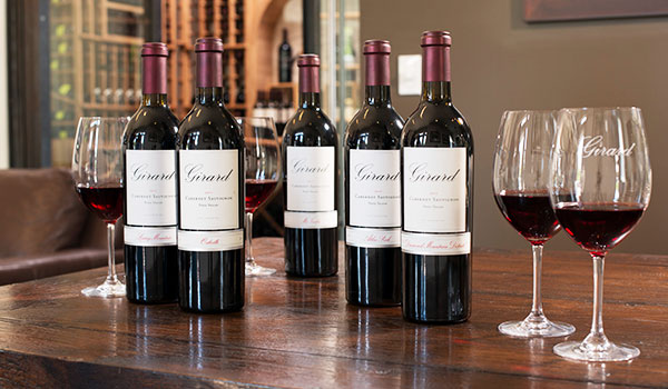 Cabernet Tasting Experience